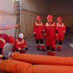 گزارش تصويري تمرينات عملياتي و آموزشي در ايستگاه هاي سازمان
